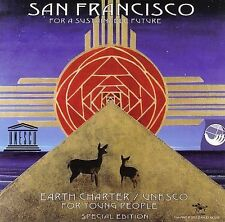 Earth Charter Unesco CD for Young People Various Artists GRATEFUL DEAD new