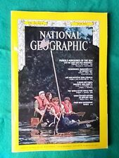 NATIONAL GEOGRAPHIC - JUNE 1972 VOL 141 #6 - APHRODISIAS, CITY OF ANCIENT ART