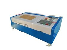 New!! 40W CO2 Laser Engraving Cutting Machine Engraver cutter/Stamp 3020/CNC USB