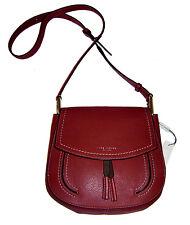 Marc Jacobs Russet Brown Maverick Leather Shoulder Bag M0009472 NWT $495