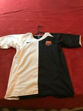 Nike Barcelona Thierry Henry End Racism Jersey size L