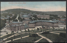 Derbyshire Postcard - Buxton From Town Hall  B1231