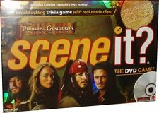 "SCENE IT ? PIRATES OF THE CARIBBEAN DEAD MEN TELL NO TALES DVD BOARD GAME"" NEW"