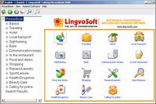 LingvoSoft Learning Voice PhraseBook  2016 English  -  Danish for Windows
