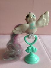 Fairy Tails Tinsel Bird Figure Hasbro My Little Pony 80's