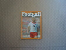 Sélection Football N°11 - Horst Hrubeson