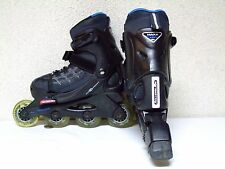 Boys Rollerblade Maxx 500 Extendible adjustable soft boot inline skates size 2-5