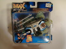 2000 Max Steel Secret Attack Boombox Action Figure - MOC