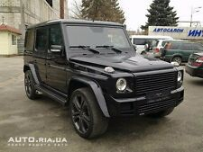 MERCEDES G CLASS G WAGON W460 / W461 / W463 BODY KIT REAL PHOTO! GREAT QUALITY!