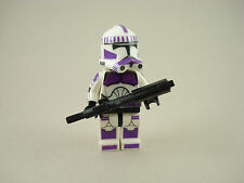 LEGO Star Wars Mace Windu Battalion Phase 2 Clone Trooper Mini Figure