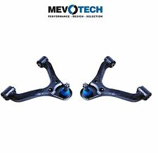 NEW Pair Set of Front Upper Left & Right Control Arms and Ball Joints Mevotech