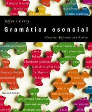 World Languages: Gramatica Esencial by Nelson Rojas and Richard Curry (2002,...