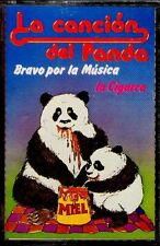LA CANCION DEL PANDA - SPAIN CASSETTE Timon 1982 - La Moto, Capitan De Madera