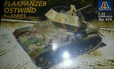 Italeri Flakpanzer Ostwind 1st Series 1:35 scale NEW SEALED BOX!  U.S. Seller!