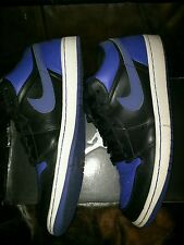 Nike Air Jordan 1 Black & Blue Phat Low
