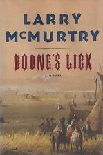 "LARRY McMURTRY ""Boone's Lick"" SIGNED First Printing HC/DJ in FINE Condition"