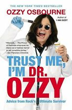 Ozzy Osbourne - Trust Me Im Dr Ozzy LIKE New - (Paperback)