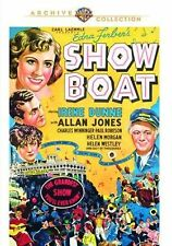 Show Boat 1936 - Region Free DVD Irene Dunne, Allan Jones, Jame Whale  New UK R2