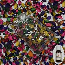 Lavender Fragrance Multi Potpourri :100 gm :10 ml Potpourri perfume Oil Free