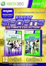 Kinect Sports Ultimate Collection Pal UK Xbox 360 *New & Sealed*