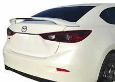 PAINTED MAZDA 3 FACTORY STYLE REAR WING  SPOILER 2014-2016