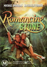 Romancing the Stone  - DVD - NEW Region 4