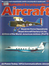 Illustrated Encyclopedia of Aircraft #190 Cutaway Royal Aircraft Factory S.E.5