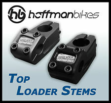 Hoffman Bikes BMX parts Spreader Top Load Stem 50mm Reach – lightweight! NEW!