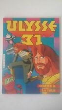ULYSSE 31 COMME A LA TÉLÉ - TOME 1 - LIVRE EUREDIF 1981