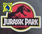 Jurassic park dinosaur water resistant Sticker laptop guitar tablet suitcase 158