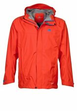 Adidas HIKING HT 2.5 LAYER CPS SHELL JACKET COAT XL CLIMAPROOF ENERGY ORANGE NEW