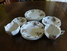 Vintage royal doulton old leeds sprays porcelaine/chine collection