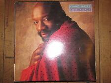 """LP - ISAAC HAYES - LOVE ATTACK """"TOPZUSTAND!"""""""