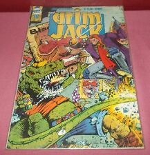1989 First Comics GRIM JACK Comic Book Vol. 1 NO. 57 April