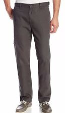 Mens 36 X 32 Dockers Pacific D3 Comfort Cargo Classic Fit Flat Front Pants GRAY