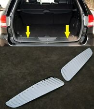 Chrome Rear Cargo Protector Door Sill plate for Jeep Grand cherokee  2011-2015
