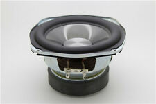 """SONY 5.5 """"inch 4 Ohm 30W Subwoofer Audio Speaker Stereo Woofer Horn For DIY"""