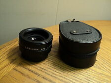 Samigon APS Auto Teleplus 2x  w/ Leather Case   Lens Made in Japan