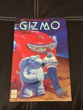 GIZMO #1-6 (1986, Mirage Studios) NM- Wizard Of OZ, Space Ghost Parody Full Run