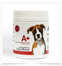 Vegan dog food supplement Augustine's SuperBoost - Original 220g