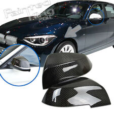 --BMW F20 5DR/ F21 3DR 1-SERIES HATCHBACK CARBON FIBER MIRROR COVER 2012+