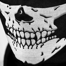 New Skull Evil Face Mask Skeleton Holloween  Magic Ghost Veil Scarf Head Wear