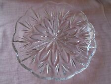 """Waterford Marquis Canterbury Divided Dish 1995-2003 9 7/8"""""""