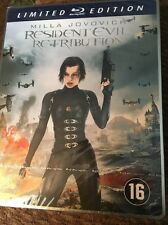 Resident Evil: Retribution (Blu-ray Disc Steelbook) FAST SHIPPING