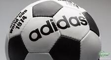 New ADIDAS official matchball of FIFA World Cup 1974-Leather Football-Size 5-