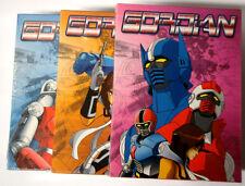 GORDIAN  1° stampa da collezione Serie Completa 3 Box  13 DVD