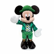 New Official Disney Mickey Mouse 38cm Dublin Soft Plush Toy