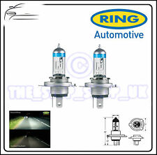 Ring XenonUltima H4 Headlamp Bulbs Pair x2 Xenon 12v 60/55w RW1272