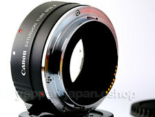 Canon Extension Tube EF 25 II (For EF,EF-S,TS-E lenses) *Almost Mint* From Japan