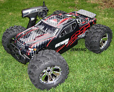 Redcat Racing RC EARTHQUAKE 3.5 1/8 SCALE R/C NITRO TRUCK! New! Starter Kit Inc.